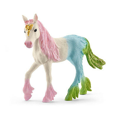Schleich 70529 Surah'S Feathered Foal (Fantasy Bayala) Plastic Figure