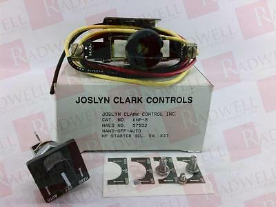 JOSLYN CLARK KHP-8 (Surplus New In factory packaging)