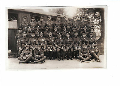 Unknown Military Group.WWI Era