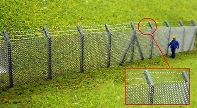 Oo Gauge Chain Link Security Fencing Kit Expo 95722 Suit Hornby Peco Bachmann