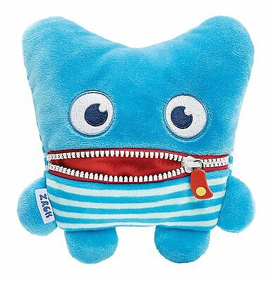 "WORRY EATER KIDS ZACK Award Winning Plush Soft Toy - Approx. 18cm / 7"" Tall"
