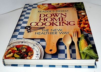 Books, Reader's Digest Down Home Cooking Cookbook, Recipes