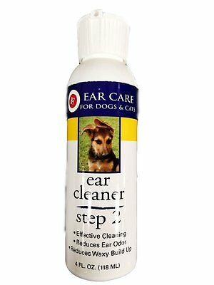 Miracle Care R7 Ear Cleaner 4 Oz Removes Unpleasent Odor Dirt Wax. Free Ship Usa