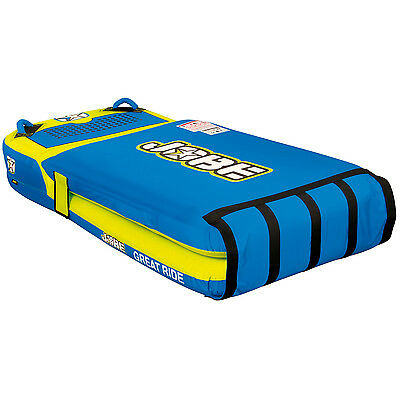 Jobe Great Towable Water Ski Tube Inflatable Biscuit Boat Ride