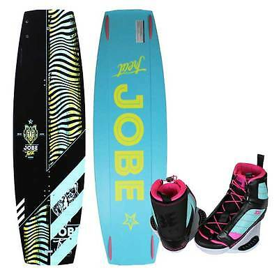 Jobe Treat Pro Wakeboard Package with Cloud Boots Bindings 139cm