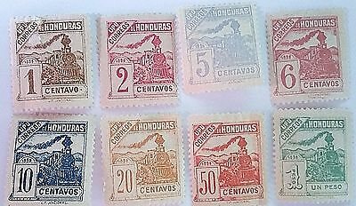 Honduras Unused/h Stamps Scu876Pt...worldwide Stamps