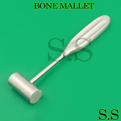 "Bone Mallet 8"" Surgical Veterinary 260 Grams Orthopedic Instruments"