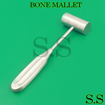 "Bone Mallet 8"" Surgical Veterinary 320 Grams Orthopedic Instruments"