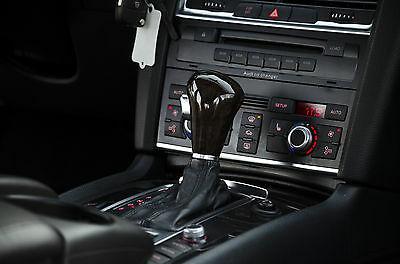 Genuine Leather Gear Shift Boot Gaiter Cover Sleeve fit Audi 80 B3 1986-1991