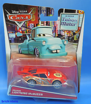 Mattel Disney Cars / The Best of Cars Toons / CKP75 / Dragon Lightning McQueen