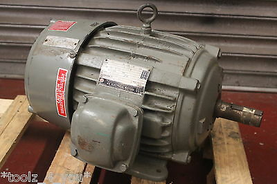 US Electrical Motors 3 Phase 10HP (7.5KW) 3485 RPM Explosion Proof Motor