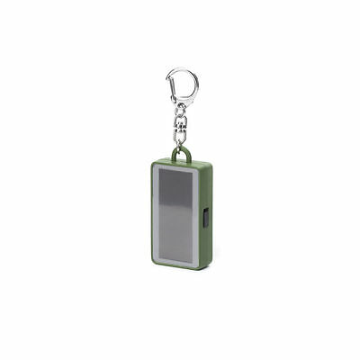 Kikkerland Solar Powered Buzz Off Anti-Mosquito Repellent Keychain CD123
