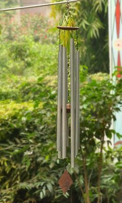 New Wind Chime tuned to same Sacred Solfeggio Frequencies as Tuning forks