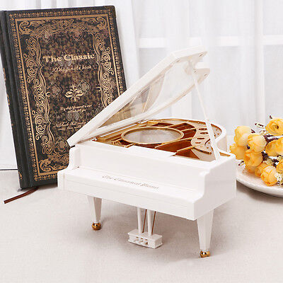 Dancer Ballet Classical Piano Music Box Dancing Ballerina Musical Toy Xmas Gift