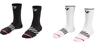 LOT 4 PAIRS Bontrager velocis  mix color size  cycling socks