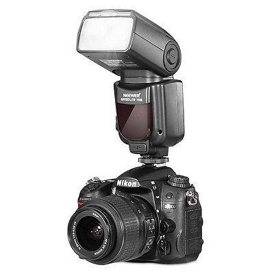 Neewer VK750 II i-TTL Speedlite Flash for Nikon D7100 D7000 D5200 D5100 D5000