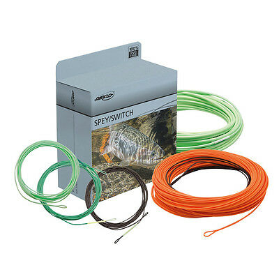 Airflo NEW Rage Shooting Head Low Stretch Cored Fly Fishing Kit - Free Delivery