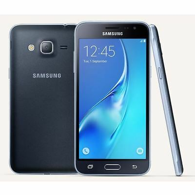 samsung j3 6 mobile phone boxed unlocked to any network picclick uk. Black Bedroom Furniture Sets. Home Design Ideas