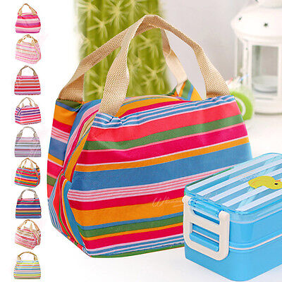 Cooler Thermal Portable Insulated Lunch Picnic Capming Carry Travel Storage Bag