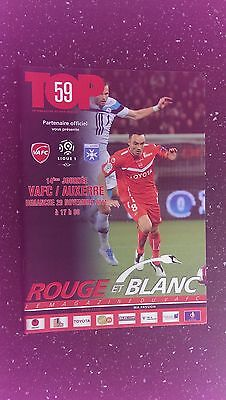 Valenciennes V Auxerre. 2011-12
