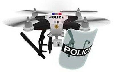 "S.W.A.T. Drone™ > NEW INVENTION > is now ""PATENT PENDING"""