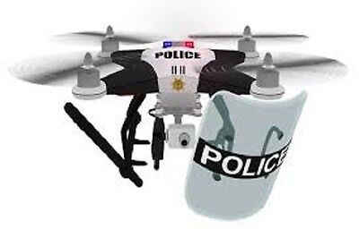 S.W.A.T. Drone™   NEW INVENTION