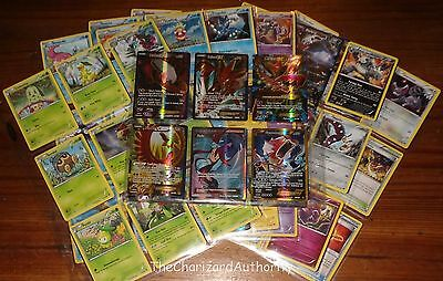 XY BreakPoint COMPLETE MASTER Card Set NEAR MINT (Mega Gyarados) Pokemon Cards