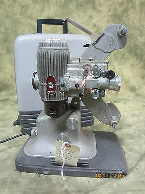 Vintage Bell & Howell Design 173 16mm Motion Picture Silent Projector