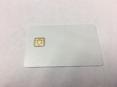 Pearl J2A040 Chip JAVA Smart Card w/ HiCo 2 Track Mag Stripe JCOP21 J2A080 - 100