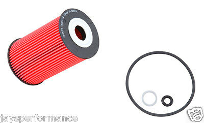 Kn Oil Filter (Ps-7029) Replacement High Flow Filtration