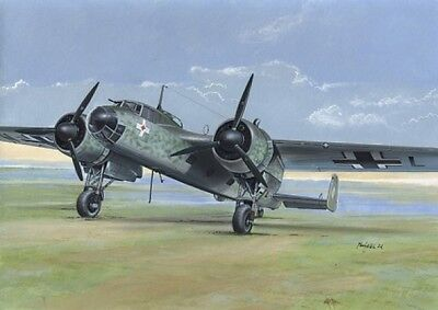 RS MODELS 92026 Dornier Do17P Westfront in 1:72