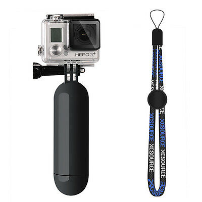 Monopod Floating Hand Grip Handle Mount Accessory Float para Gopro Hero 2/3 OS99