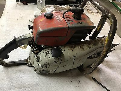 STIHL 090 CHAINSAW Parts Saw Vintage