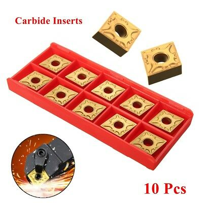 10pcs Lot Carbide Blades Insert CNMG-431-MA For Turning Tool Holder Boring Bar