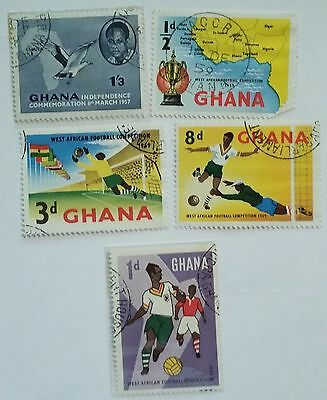 Ghana    Used Stamps Scu833Pw ....worldwide Stamps
