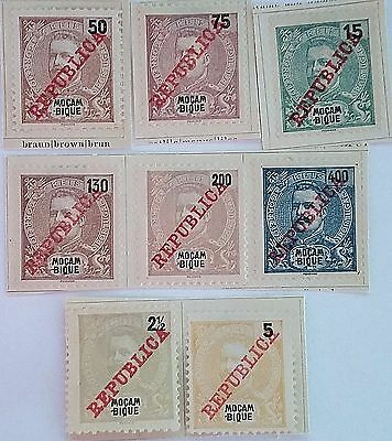Mozambique  Unused/mounted Stamps Scu863Uu ....worldwide Stamps