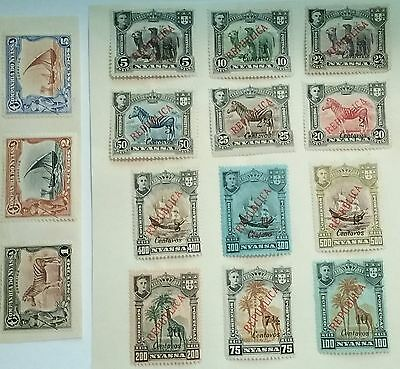 Nyassa Mint/nh Stamps/mounted Scu888Km....worldwide Stamps