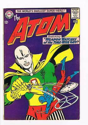 Atom # 13 Weapon Watches of the Time-Warp ! grade 3.0 scarce book !!