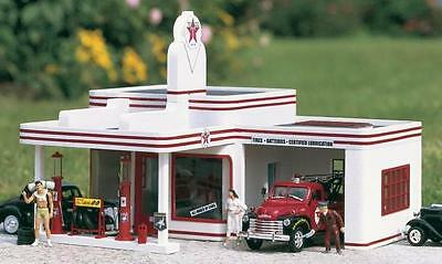 Piko G-Scale 62251 Texaco Filling Station Building Kit MIB / New