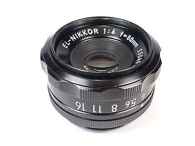 NIKON (EL-NIKKOR) 50mm f4  Enlarging Lens - Top Quality