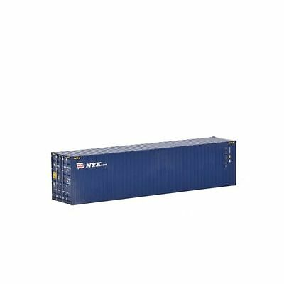 (NYK) 40' SHIPPING CONTAINER 1:50 Scale by WSI 04-1170