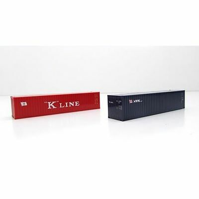 K Line / NYK 45' SHIPPING CONTAINER 1:50 Scale by Herpa 076441