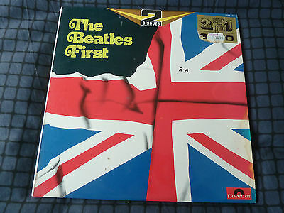 RARE  THE BEATLES FIRST  33 tours vinyles