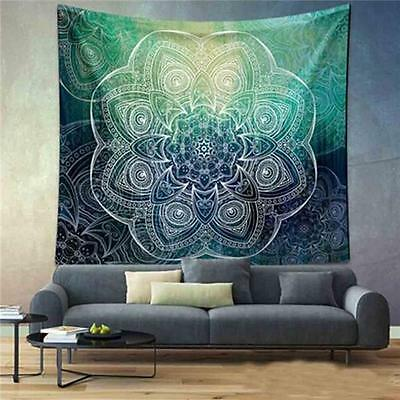 Large Indian Tapestry Wall Hanging Hippie Elephant Bedspread Throw Bohemia Z