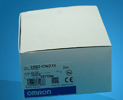 1PCS New OMRON Encoder E6B2-CWZ1X 360P/R