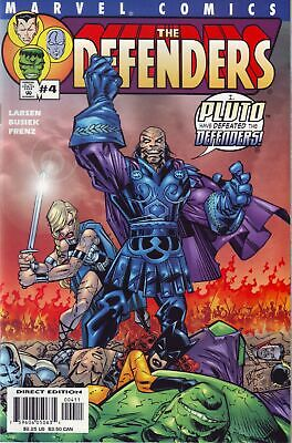 Defenders (2001-2002) V2 #4 ~ Marvel Comics
