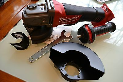 "New Milwaukee FUEL M18 18v 2780-20 4-1/2"" Cut-Off Grinder use 18 48-11-1828 1840"