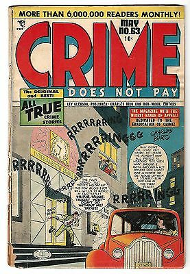 Crime Does Not Pay #63 (1948) Fr   Lev Gleason