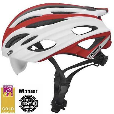 ABUS Fahrrad Helm In-Vizz race red M 54-59cm