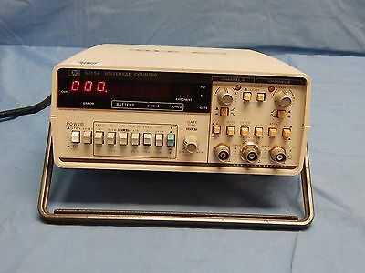 Hp Agilent 5315A 1000Mhz Universal Frequency Counter W/ Option 003 C-Chan TESTED